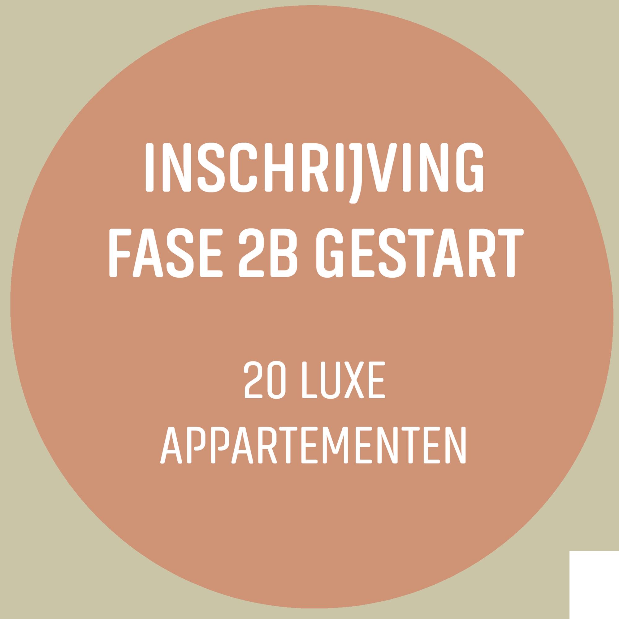 Appartementen Het Zilt Fase 2B